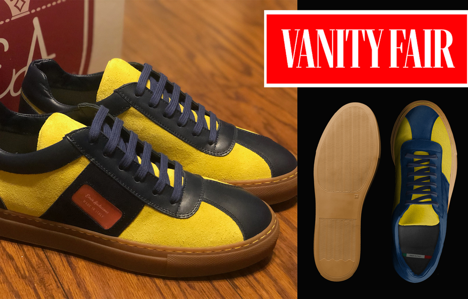 Design And Sell Your Own Custom Shoes